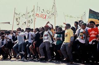 Soweto II. Cuatro décadas de violencia