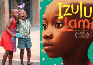 Izulu Lami (Mi cielo azul) cuenta la historia de dos hermanos que tienen que viajar desde la gran ciudad a su aldea de origen, tras el fallecimiento de su madre.