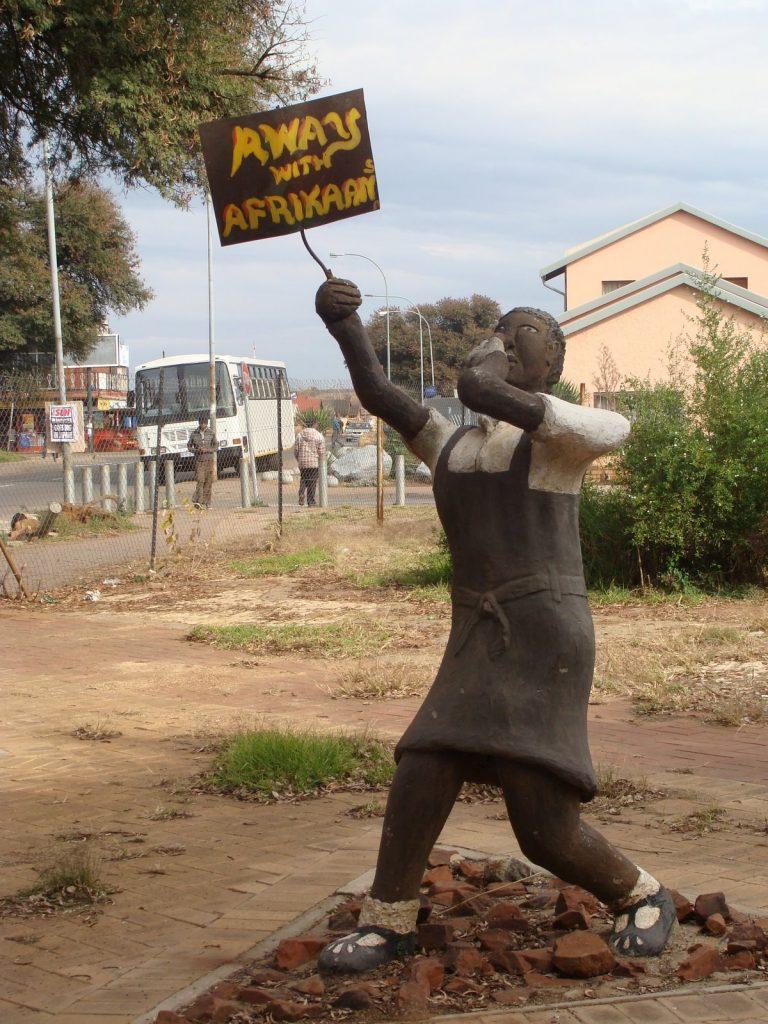 El Día de la Juventud en Soweto