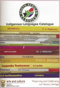 Ingqumbo Yeminyanya. Recuperación de lenguas indígenas