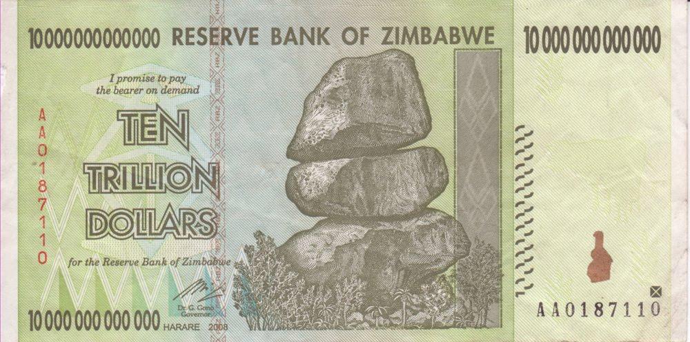 Zimbabwe (I). La situación.