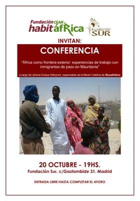 Inmigrantes ¿de paso? en Mauritania