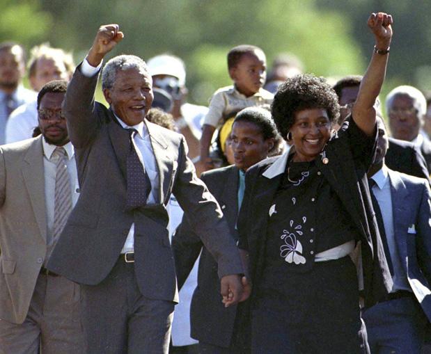 Mandela: la Liberación