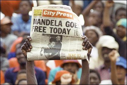 Mandela: Un hombre libre