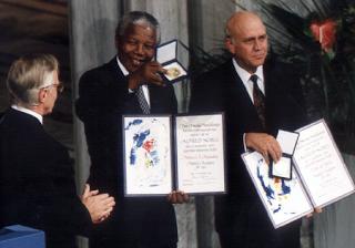 De Klerk y Mandela. El discurso que marcó el inicio del fin del Apartheid