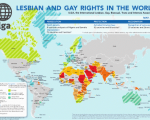 Lesbian and Gay rights in the world 2009