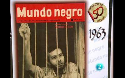 50 años de la revista Mundo Negro