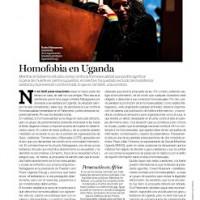 Homofobia en Uganda