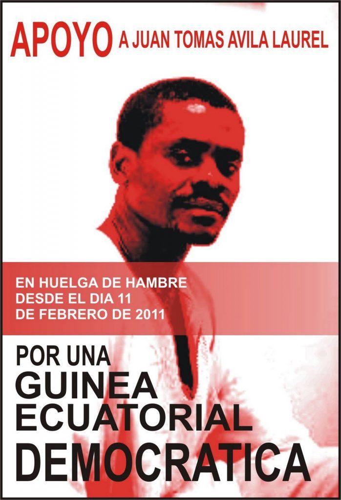 Juan Tomás Ávila Laurel: Por una Guinea Ecuatorial Democrática