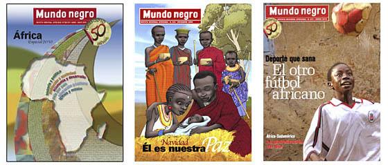 50 años al servicio de África