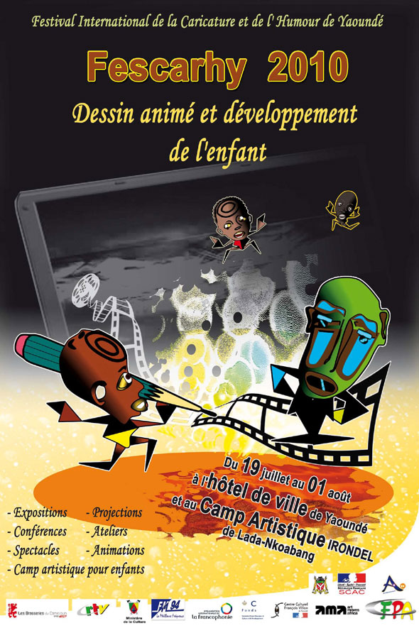 África de cómic