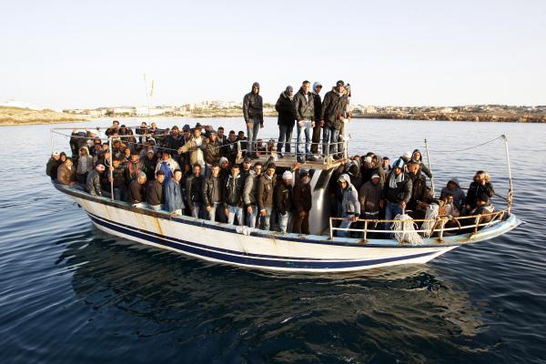 La vergüenza de Lampedusa