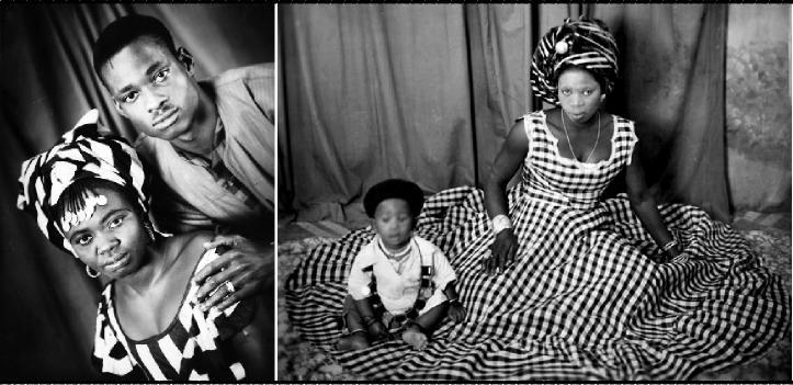 Imágenes realizadas por Mama Casset. Fuente: African Photo