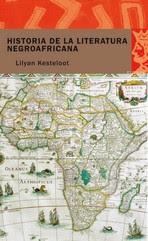 """""""Historia de la literatura negroafricana"""""""