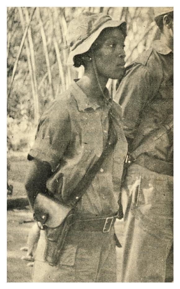 """""""Voces de Mozambique"""", la historia de Josina Machel"""