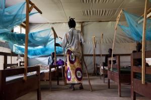 Crisis sanitaria en República Centroafricana