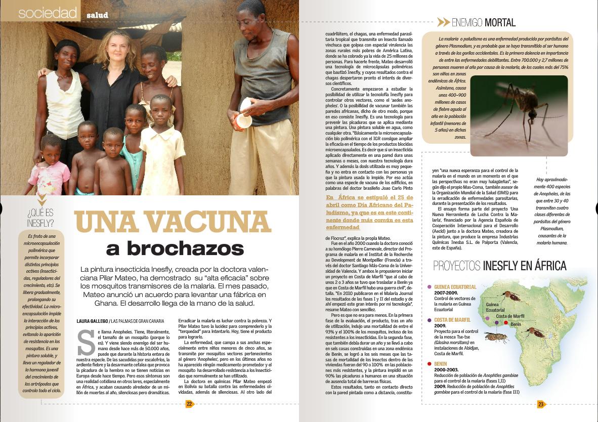 Una nueva revista para dar a conocer África