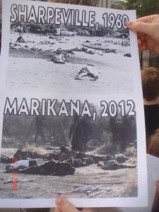 Las consecuencias de la matanza de Marikana