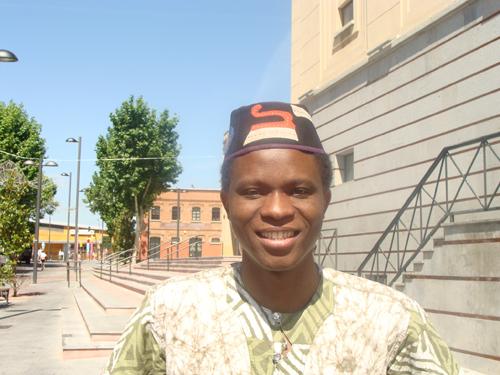 Roméo Gbaguidi, un nexo entre Benín y España