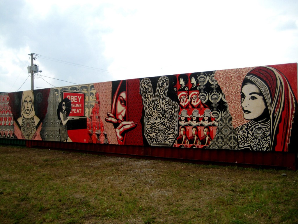 Arte urbano en Johannesburgo