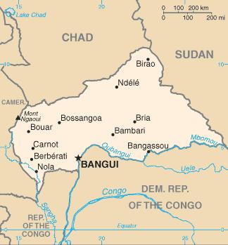 ¿Qué está pasando en República Centroafricana?