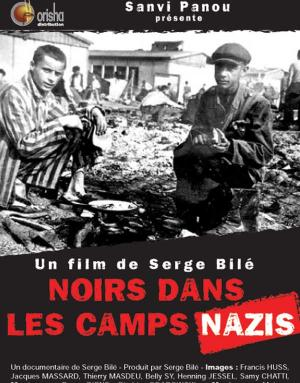 Negros en campos de concentración nazis