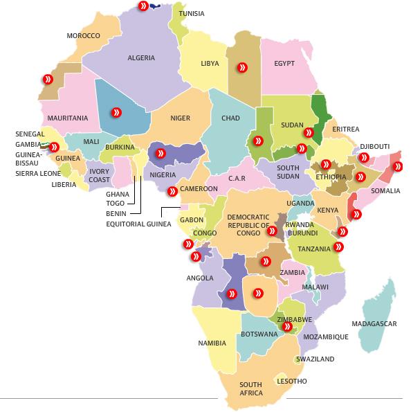 Independentismo en África