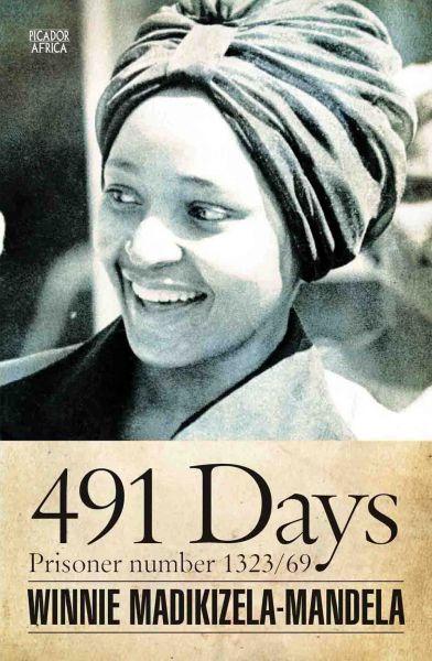 Portada del libro que recoge el diario y las cartas escritas por Winnie Mandela durante los 17 meses que pasó en prisión entre 1969 y 1970