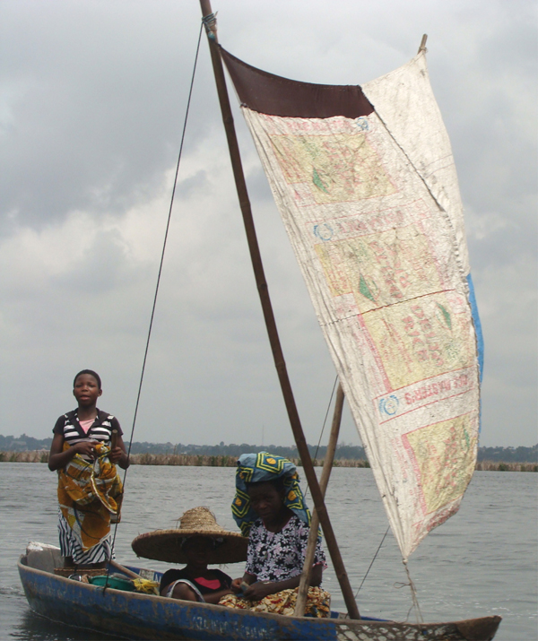 Ganvié, la ciudad flotante de África (II)