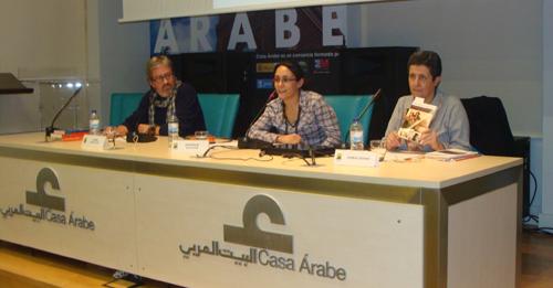 Souad Hadj-Ali y su 'Cronología de mi dolor por Argelia'