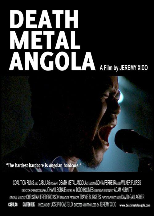 Death Metal Angola, o cómo expulsar el horror de la guerra a través de la música