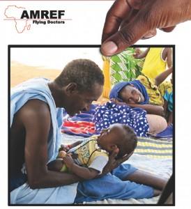 Amref, trabajando para provocar un cambio duradero de la salud en África