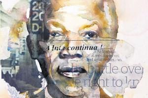 Achille Mbembe, profesor de Historia y Ciencia Política en la Universidad del Witwatersrand en Johannesburgo, escribe sobre Mandela y el Apartheid en Le Monde Diplomatique.