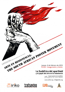 Arte en Resistencia: The South African Poster Movement