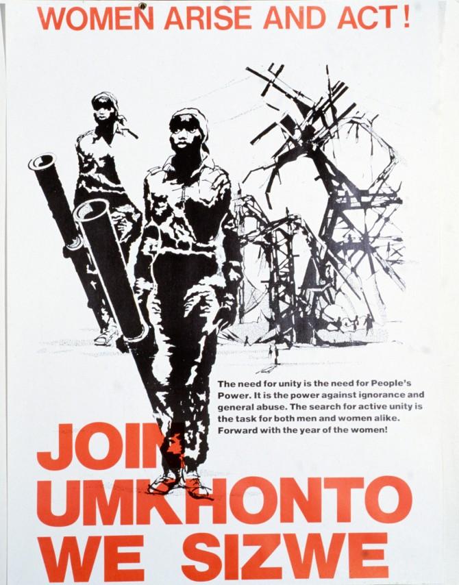 Arte en Resistencia: The South African Poster Movement