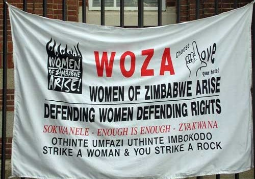 women of zimbabwe