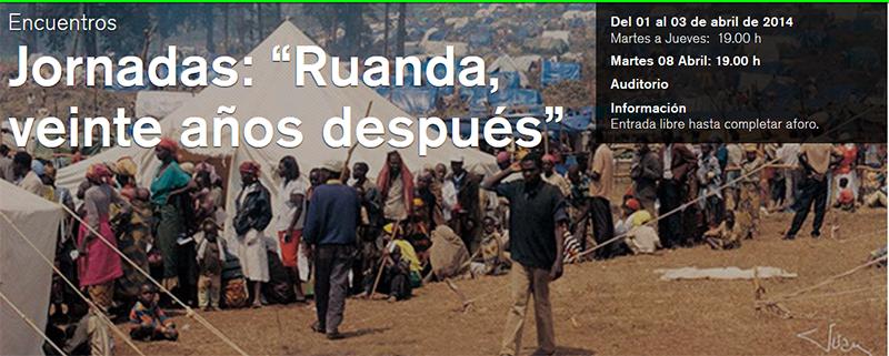 El genocidio de Ruanda, veinte años después