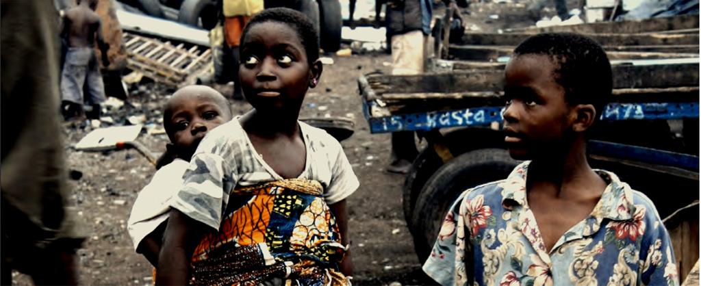 La basura tecnológica inunda África