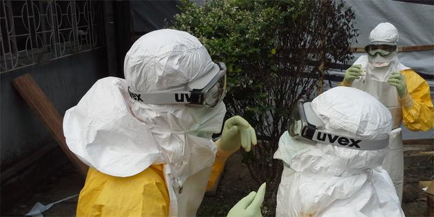 El ébola sigue avanzando en Guinea Conakry