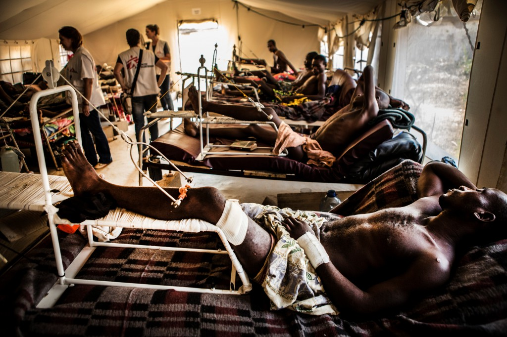 República Centroafricana se derrumba en medio de la  violencia