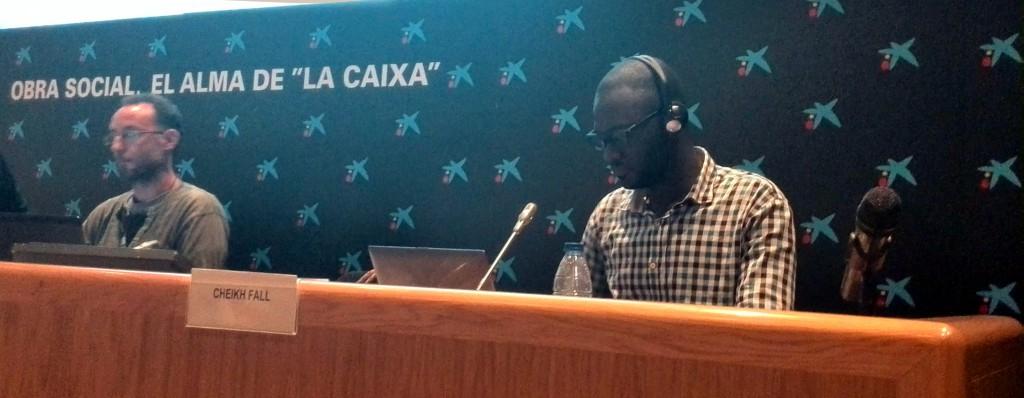 Cheikh Fall: SUNU 2012 continúa vigente en Senegal y ha despertado mucho interés en otros países