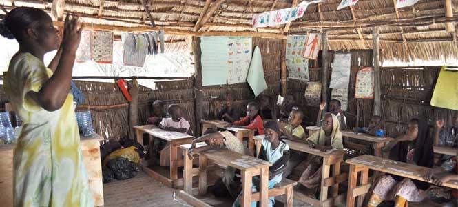 Por unas vacaciones solidarias y sostenibles en África
