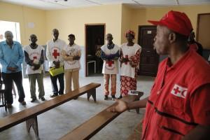 Héroes cotidianos contra el ébola
