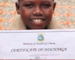 Mamadee, el niño que venció al ébola