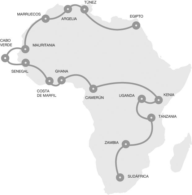 'Esto no es africano', historias reales sobre la homosexualidad en África