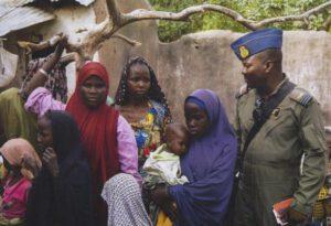 Las mujeres y Boko Haram