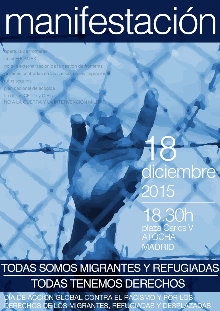 18 de diciembre: Día Internacional de los derechos de los Migrantes