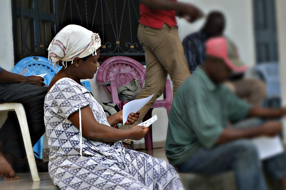 Derechos Humanos de las Mujeres en África