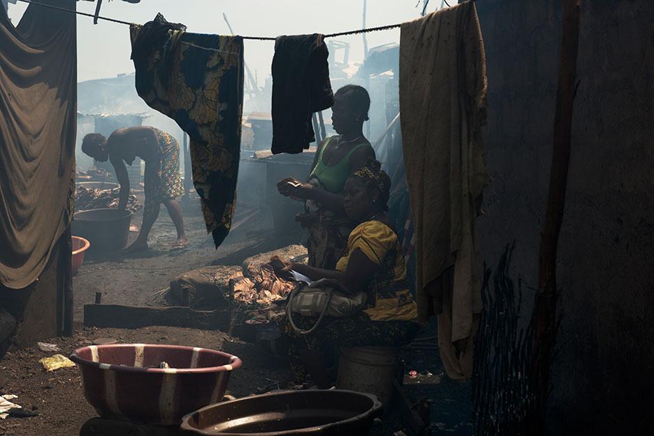 ¿Qué queda después del ébola?