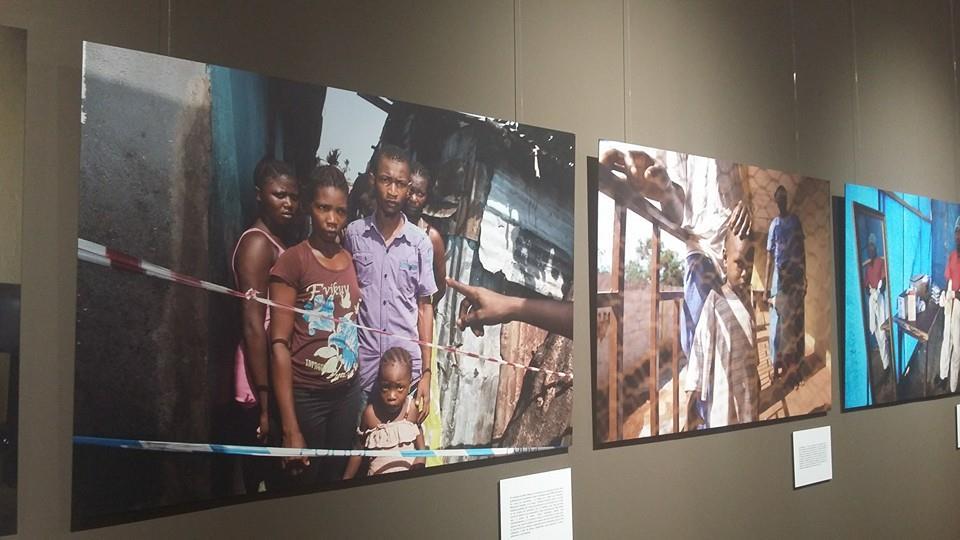 Exposición ébola Sierra Leona